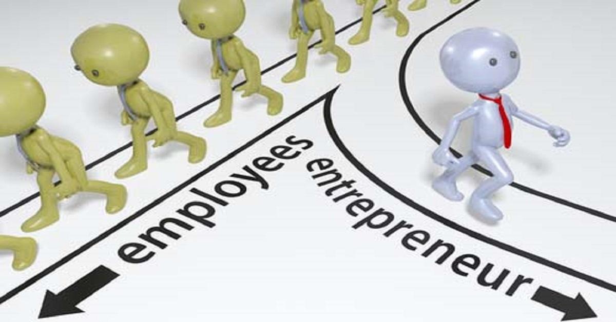 Perbedaan Besar Karyawan dan Wirausahawan