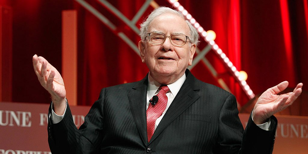 Warren Buffett Sang Pembenci Bitcoin